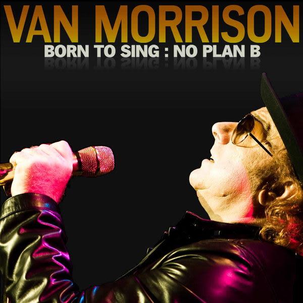 范莫里森 天生歌手 CD (音樂影片購)