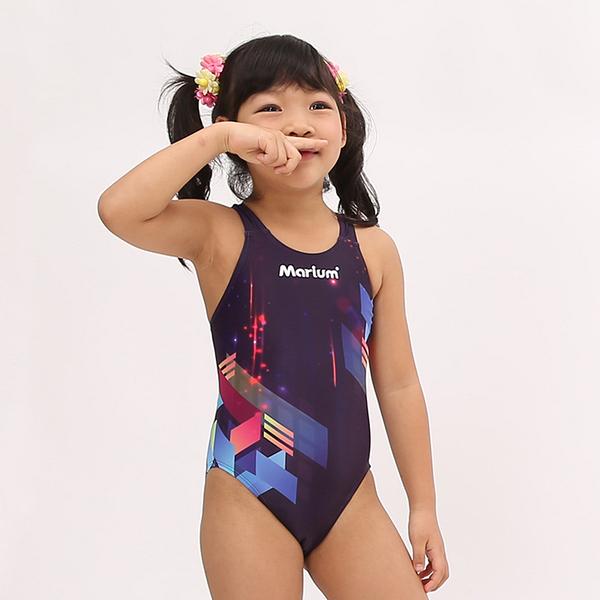 ≡MARIUM≡ 小女競賽型泳裝 MAR-6004WJ