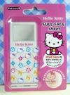 【震撼精品百貨】Hello Kitty 凱蒂貓~KITTY貼紙-螢幕貼紙-花花菱形
