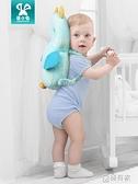 嬰兒防摔護頭枕寶寶透氣頭部保護墊兒童走路防後摔安全學步帽 『中秋鉅惠』