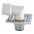【麗室衛浴】洗衣機排水.地板落水兼用 兩用型分離式落水頭 防蟲防臭 LS-21010