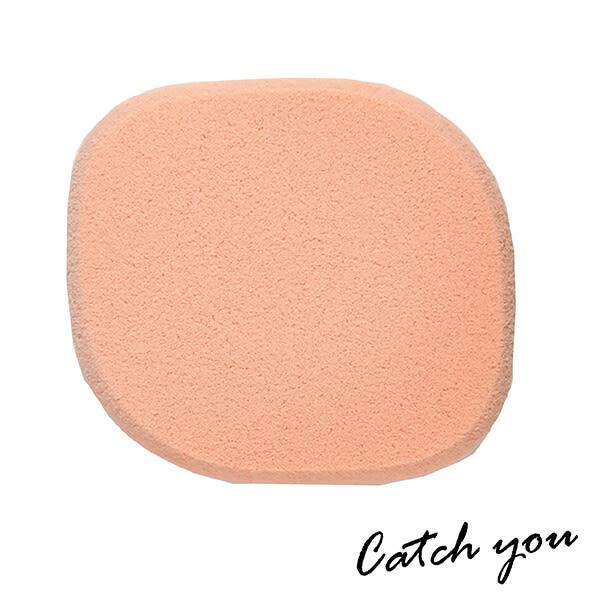 【CatchYou凱趣妮】高密度柔軟舒適粉撲(水粉/乾溼兩用)1入|粉撲 化妝 上妝 彩妝