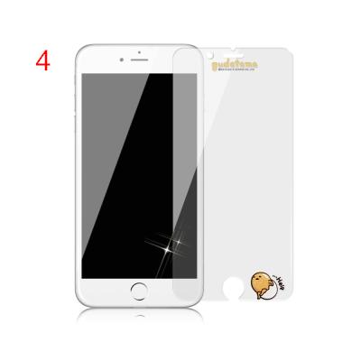 Apple iphone 6 /6s plus 5.5吋 正版授權蛋黃哥 彩繪浮雕 9H玻璃貼iphone6+ 玻璃螢幕貼 螢幕玻璃貼 保護貼