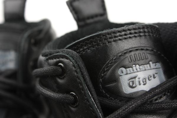 Onitsuka Tiger TIGER CONVERSION 休閒鞋 高筒 皮質 黑色 男鞋 女鞋 D5K3L-9090 no212