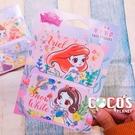 迪士尼悠遊卡貼票卡貼紙 公主系列 美人魚 白雪公主 悠遊卡貼票卡貼紙 COCOS DS025