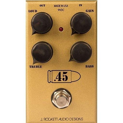 ☆ 唐尼樂器︵☆ J. Rockett .45 Caliber Overdrive/ Boost 單顆破音效果器