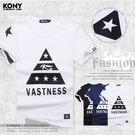 KONY【SS9640】《美式英文字母圖...
