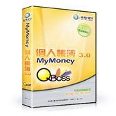 [哈GAME族]免運費 可刷卡●送ATM晶片讀卡機●弈飛 MyMoney 個人帳簿 3.0 個人資產 帳務收支 免安裝