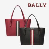 【台中米蘭站】全新品 BALLY SUPRA SMALL 防刮牛皮肩背托特包-小 (多色)