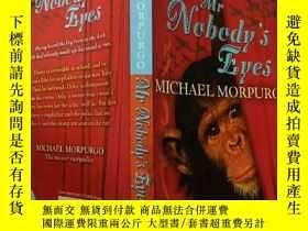 二手書博民逛書店Mr罕見Nobody s Eyes:無名氏先生的眼睛Y200392