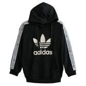 Adidas 愛迪達 HOODIE  連帽長袖上衣 DU4427 女 健身 透氣 運動 休閒 新款 流行