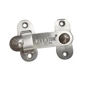 HE025 304不鏽鋼打掛鎖 閂長75 mm 不銹鋼門栓 門閂 掛扣 門扣 門止 白鐵雙用打掛閂