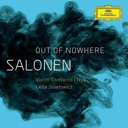 薩隆納:小提琴協奏曲 管弦樂曲 夜之女神尼克斯 CD (購潮8)