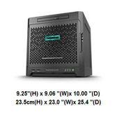 ●附1TB硬碟x2● HP Microserver Gen10 迷你雲端伺服器【AMD OpteronTM X3421 / 8GB / RAID 0,1 / 三年保固】