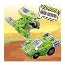 Vtech 聲光變形恐龍車系列-暴龍-雷克斯