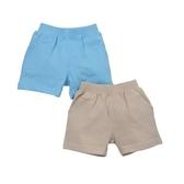 mothercare 2入藍灰色短褲-昆蟲探索(M0B9483)12個月