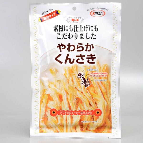 日本【極旨良選】軟魷魚絲 73g(賞味期限:2020.01.08)