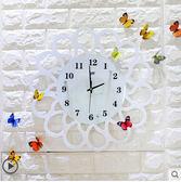 創意現代靜音歐式個性時尚時鐘掛表Eb589『M&G大尺碼』