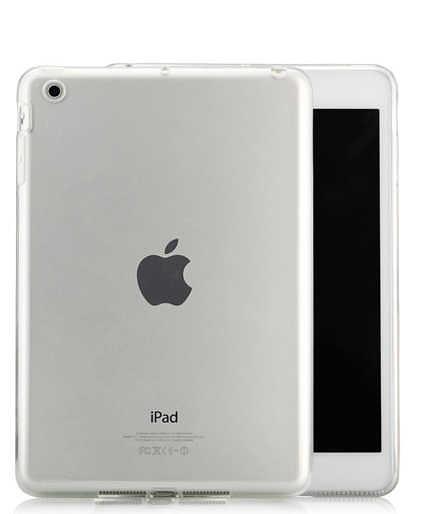 Apple iPad mini 4 mini 5 TPU軟殼 透明套 保護殼 背蓋殼 平板套 清水套 平板保護套 透明殼