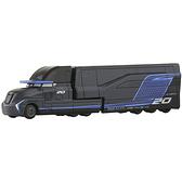 TOMICA CARS 3 黑風暴傑克遜運輸車_ DS61595