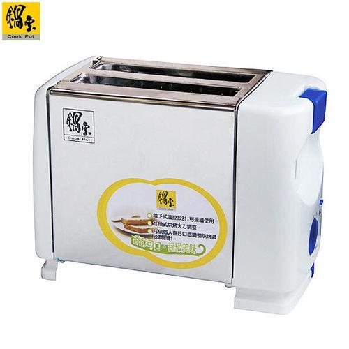 鍋寶 不鏽鋼烤麵包機 OV-6280
