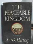 【書寶二手書T5/原文小說_MSK】The Peaceable Kingdom_Jan de Harting