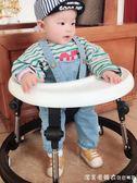 嬰兒學步車6/7-18個月幼兒童女孩男寶寶多功能防側翻手推可坐學行 NMS漾美眉韓衣