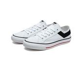 PONY 男款 基本款帆布鞋 白色-NO.91M1SH02RW