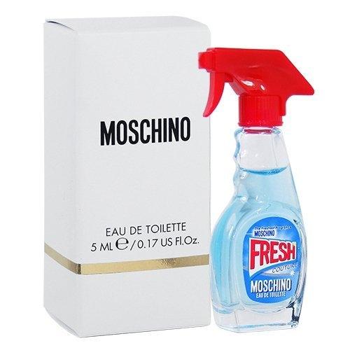 MOSCHINO FRESH COUTURE 小清新 清潔劑 女性淡香水 5ml【七三七香水精品坊】