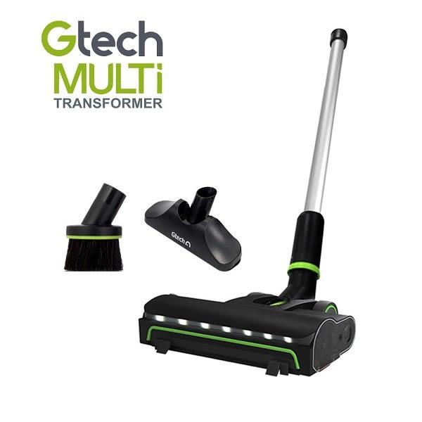 【福笙】英國 Gtech 小綠 Multi Plus ATF012 吸塵器 原廠電動滾刷地板套件組 (無法超取請選宅配)