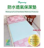 台灣製聖哥NEW STAR 長青樹系列多用途防水透氣保潔墊/銀髮族照護~透氣吸濕+強效防水+透氣防水