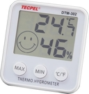 泰菱電子◆溫濕度計 DTM-302 TECPEL (限時特價買一送一)