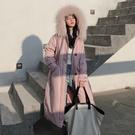 ◆超加厚保暖羽絨棉 ◆毛領可拆 ◆腰部有縮腰顯瘦設計,袖口有防風束口 ◆模特兒163cm43kg穿M