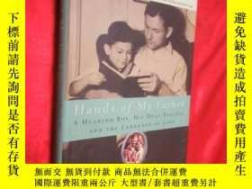 二手書博民逛書店Hands罕見of My Father: A Hearing B