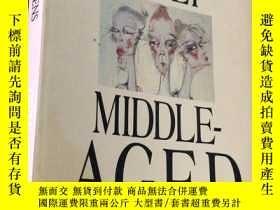 二手書博民逛書店MIDDLE-罕見AGED MAIDENSY5834 GWEN