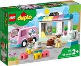 【LEGO樂高】DUPLO 麵包店  #10928