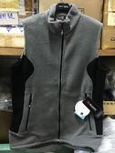 Lafuma 法國品牌(POLARTEC 200) 刷毛保暖背心 (LFV6321 灰綠/黑) 男