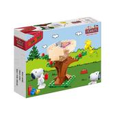 《 BanBao 邦寶積木 》Snoopy 史努比系列 - 糊塗塌客 / JOYBUS玩具百貨