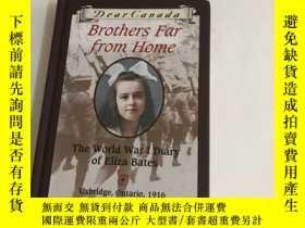 二手書博民逛書店Brothers罕見Far from Home)精裝 毛邊書Y13534 The World War I Di