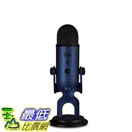 [8美國直購] 全新 兩年保固 Blue Yeti USB Microphone 專業電容式 麥克風 深藍色
