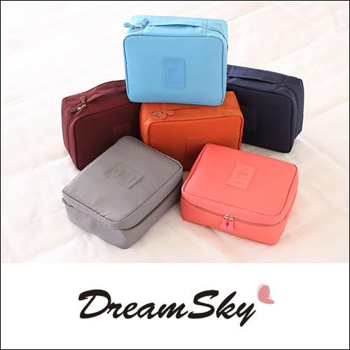 旅行收納包袋系列 手提收納包 整理包 出國 衣物 盥洗用具 刷具 化妝用品 內衣 內褲 DreamSky