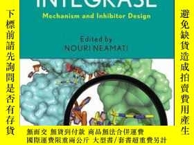 二手書博民逛書店HIV-1罕見Integrase: Mechanism and Inhibitor DesignY410016