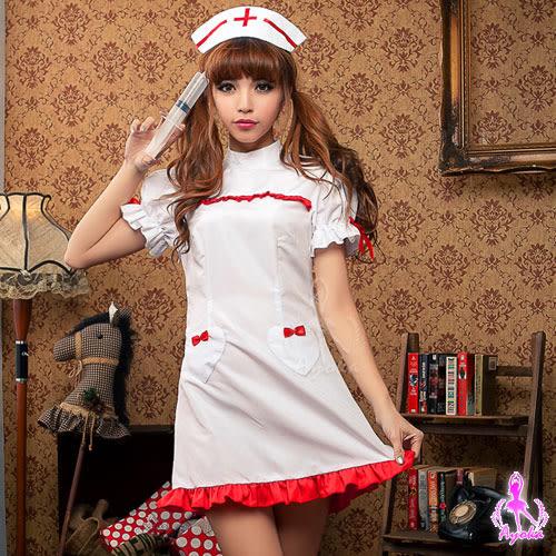 情趣用品 變裝派對  注射愛情 俏麗二件式護士制服角色扮演