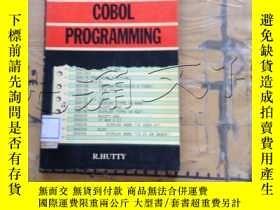 二手書博民逛書店Mastering罕見COBOL ProgrammingY114