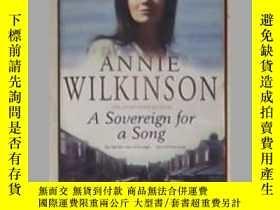 二手書博民逛書店英文原版罕見Sovereign for a Song by An