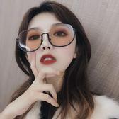 太陽眼鏡女韓版潮gm2019新款墨鏡ins網紅大圓臉街拍防紫外線明星 小明同學