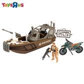 玩具反斗城 【TRUE HEROES】 軍事用模型