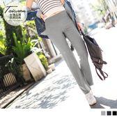 《KS0223》台灣品質.世界同布-素色彈性運動長褲/瑜珈褲.3色 OrangeBear