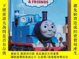 二手書博民逛書店thomas罕見and friends (favourite t