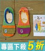 新品女襪 骷髏頭隱形襪 顏色隨機【AF02137】襪子i-style居家生活